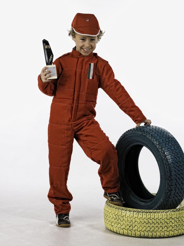 Limit Sport MI639 Gr. 3 - Disfraz de mecánico para niño (talla 3 ...