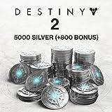 Destiny 2: 5000 (+800 Bonus) Destiny 2 Silver - PS4 [Digital Code]