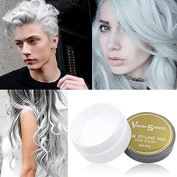 Bobora Bunte Haarwachs Professionelle Haarwachs Naturliche Matte Frisur Haarwachs Wachs Fur Party Cosplay