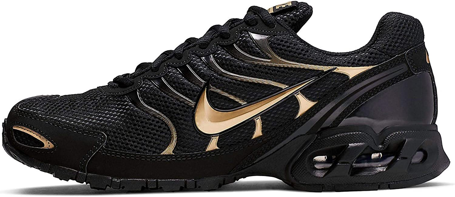 Nike Men s Air Max Torch 4 Running Shoe 12, Black Gold