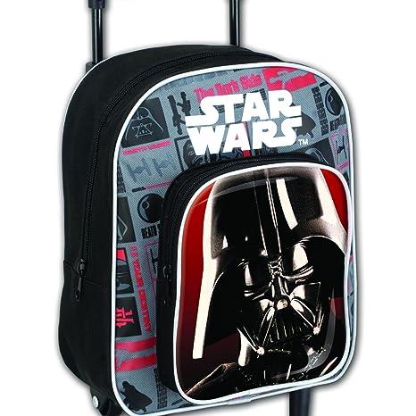 Star Wars AR664 - Mochila Carro Capacidad 28 x 12 x 22 cm Mochila Infantil 34