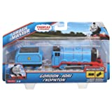 Fisher Price BML09 Thomas&Friends - Trenino Tack Master Motorized, Gordon, Multicolore