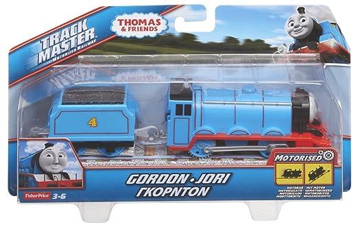106 opinioni per Fisher Price BML09 Thomas&Friends- Trenino Tack Master Motorized, Gordon,