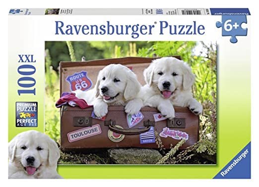 27 opinioni per Ravensburger Italy 10538 Puzzle Meritata Pausa, 100 Pezzi