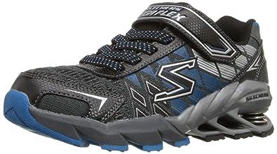 123ad4932648 Skechers Kids Mega Blade Boque Athletic Sneaker (Little Kid)