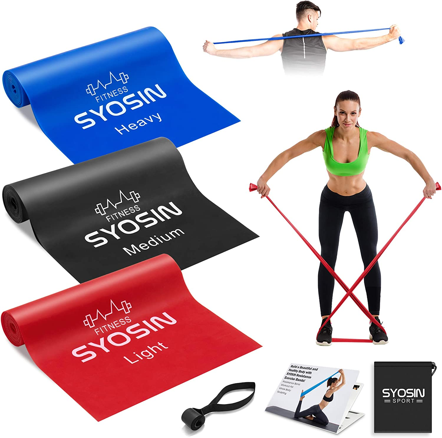 """Multi-Position Door Exercise Bands Gym Anchor Attachment For Resistance Health /"""""""