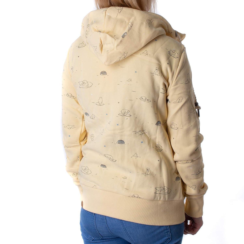 Ragwear Angel Angel Angel Zip Sweatshirt Dusty Blau B07HMX4PXZ Kapuzenpullover Kostenlos eff0f5