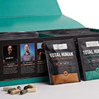 ONNIT Total Human - Daily Vitamin Packs for Men & Women (60 Pack) - 10x Your Multivitamin...