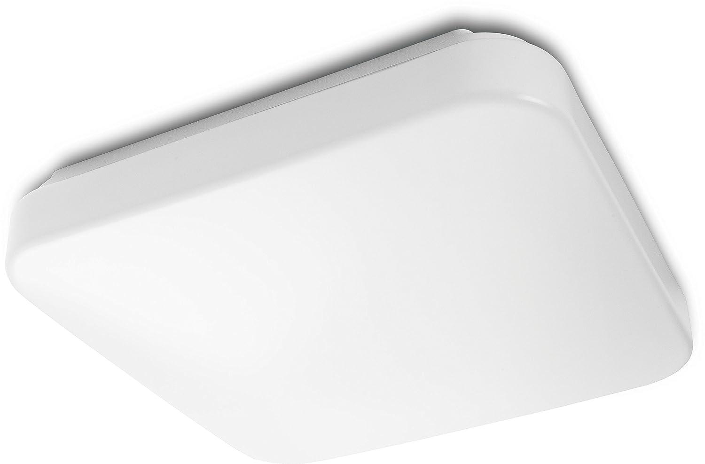 Philips myLiving LED Deckenleuchte Mauve mit Bewegungsmelder, weiß [Energieklasse A] weiß 915005297201