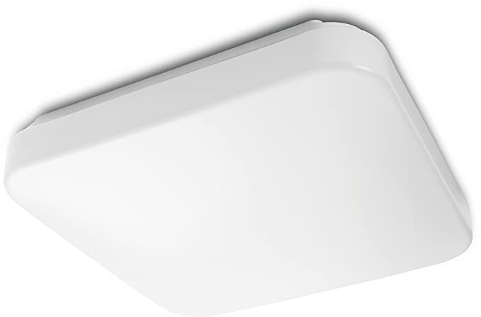 Philips Plafón 3111031P0 Lámpara de Techo, Blanco, 1700 LM