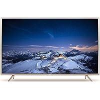 TCL 139.7 cm (55 inches) 4K Ultra HD Smart LED TV L55P2US (Golden)