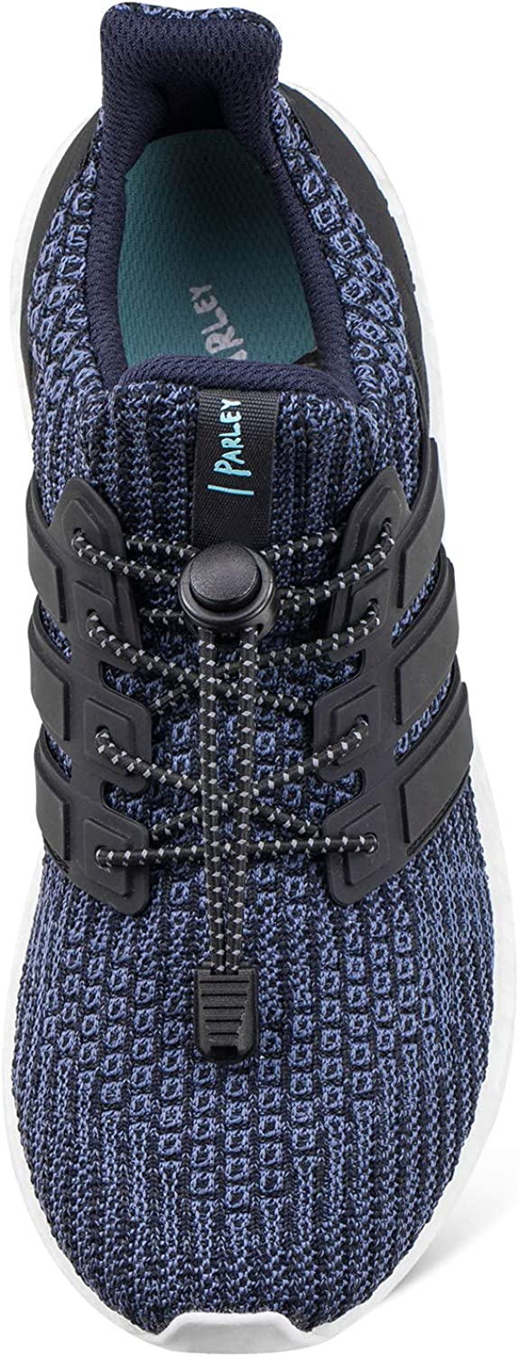 UGY Elastic Locks Shoe Laces - No Tie Shoelaces for Adults and Kids Sneakers: Shoes