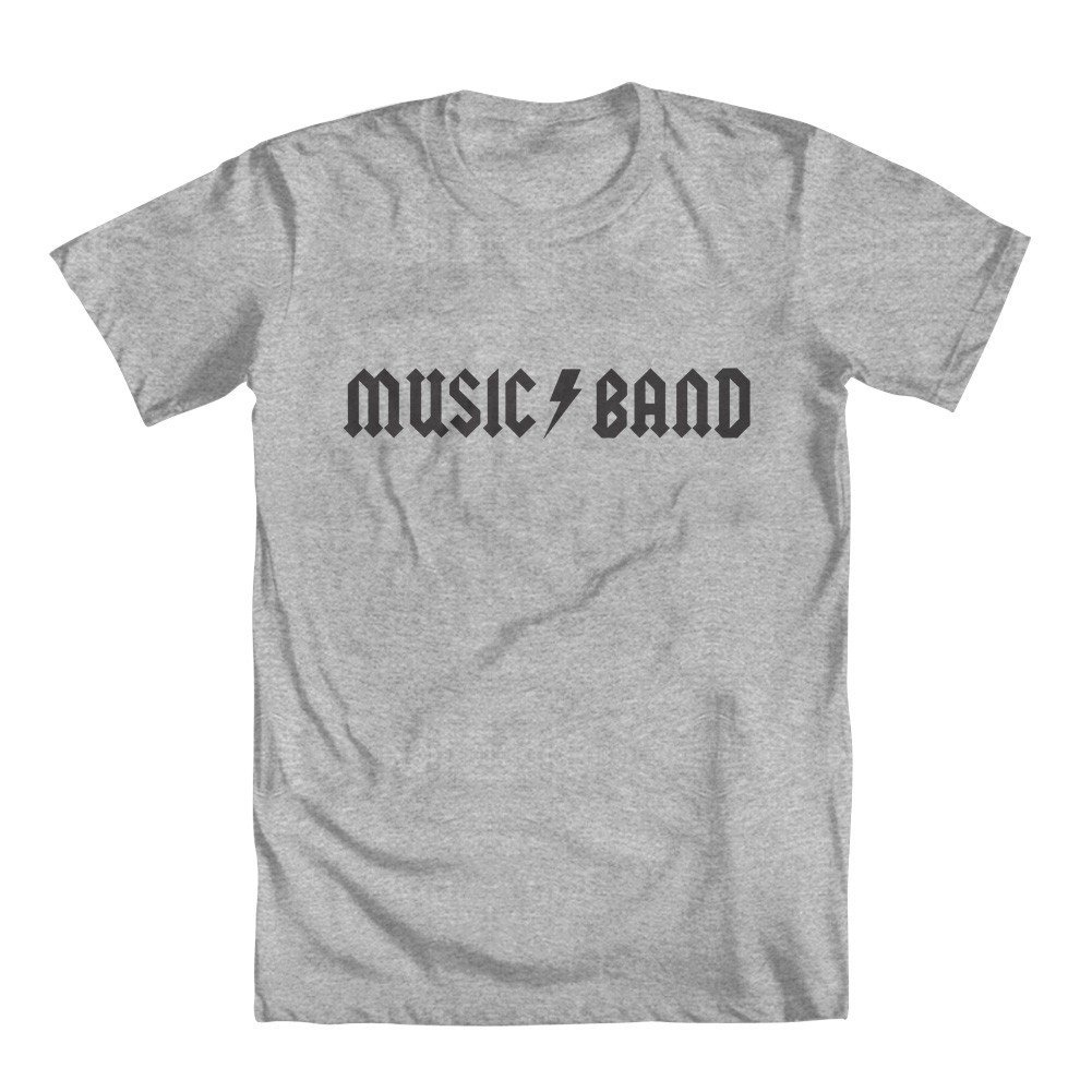 24405e63 Amazon.com: GEEK TEEZ Music Band Men's T-Shirt: Clothing