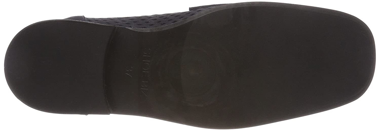 Schuhe Blau Biz Damen Home Slipper Blau Schuhe (Navy) cc1d74