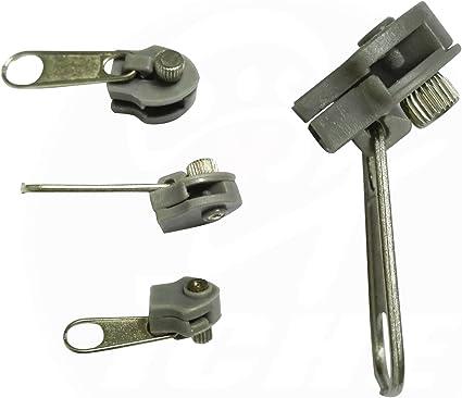 6pcs inmediatamente de reparación de universal-Zipper salvamento página principal DIY sewing New