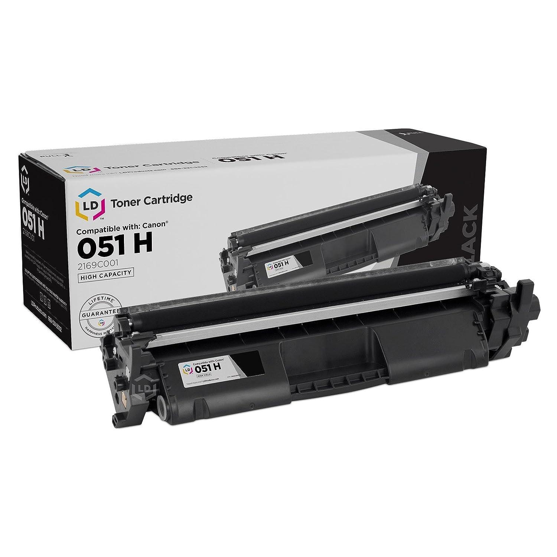 Amazon.com: LD - Cartuchos de tóner para Canon 051H (2 ...