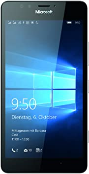 Microsoft Lumia 950 32GB 4G Negro: Amazon.es: Electrónica