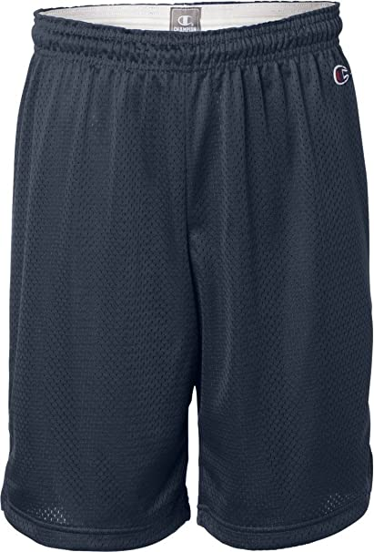 5611644044783b Image Unavailable. Image not available for. Color  Champion Poly Mesh Shorts