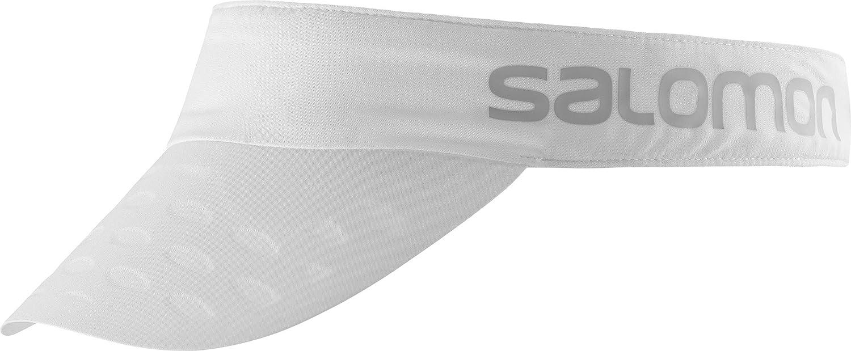 Salomon Race Running Visor - SS18 Salomon Unisex Race Visor Cap Black One Size L37930600