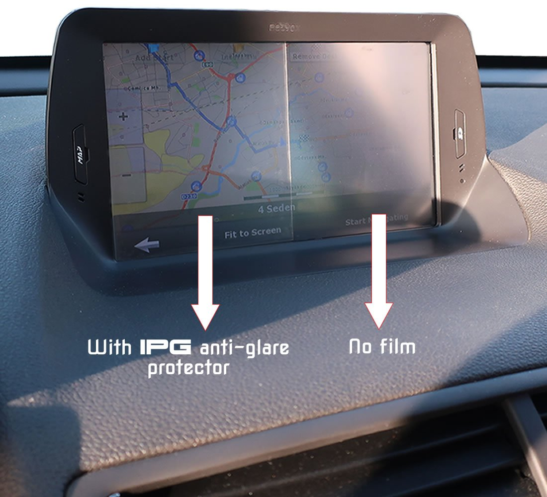 IPG Anti-Glare Compatible with Lowrance Elite 9 Chirp /& 9 TI Fish Finder HDS-9 Gen2 Fish Finder Invisible Film Screen Protector Guard Cover Free Lifetime Replacement Warranty Bubble Free