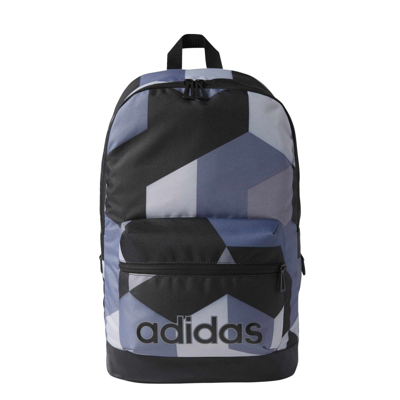 adidas BP N Daily - Backpack, Man, Black (Black), NS BQ1176