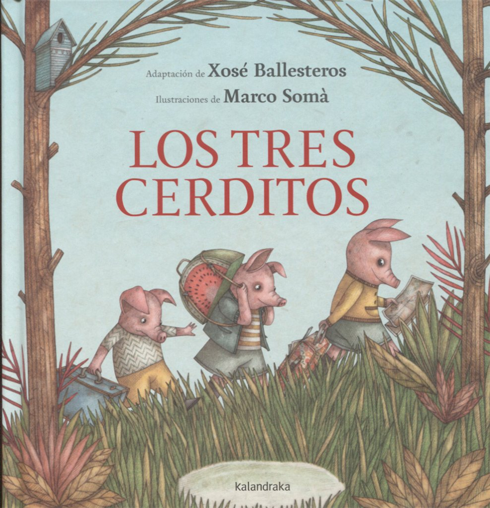Los tres cerditos (Spanish Edition) pdf