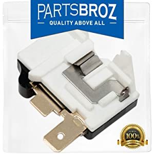 6750C-0005P Overload Protector for LG & Kenmore Refrigerators by PartsBroz - Replaces Part Numbers AP4439459, 1357963, AH3529540, EA3529540 & PS3529540