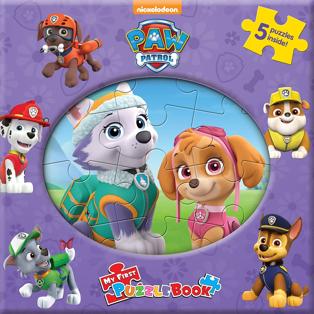 PAW PATROL 80 Piece Puzzle