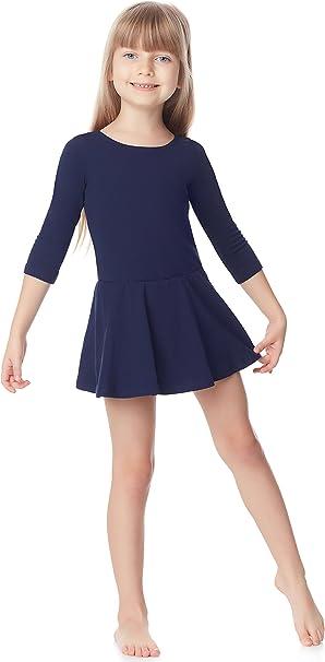 Merry Style Body Vestitino Ballerina Bambina e Ragazza MS10-137