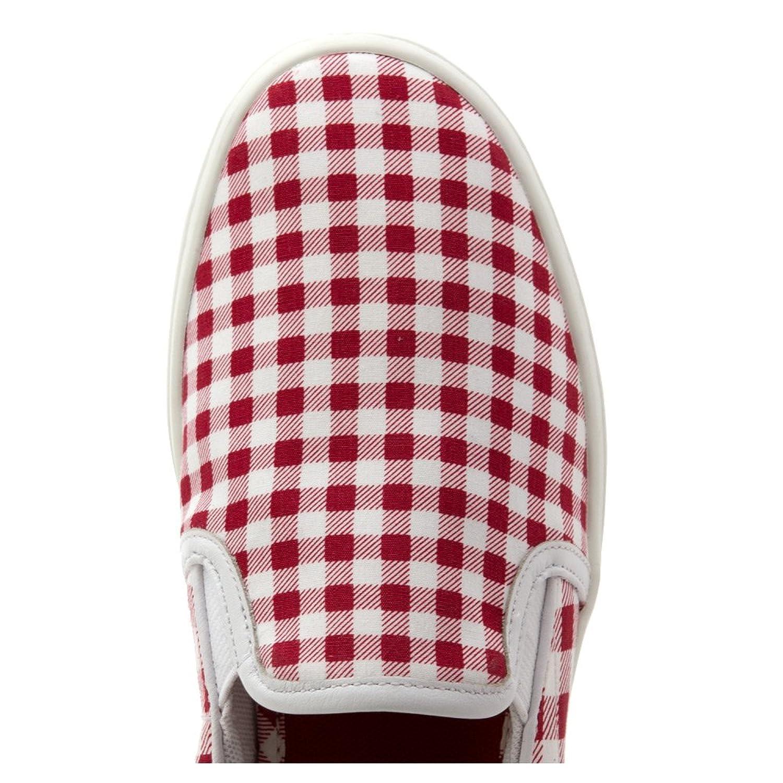 Lacoste Women's Gazon Slip On 216 1 Flat