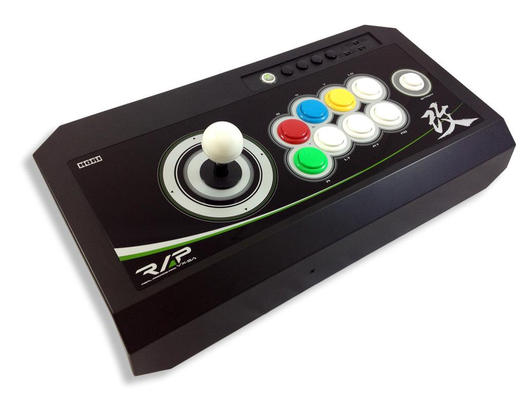 Amazon.com: HORI Xbox 360 Real Arcade Pro VX SA KAI: Xbox