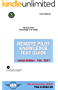 Remote Pilot Knowledge Test Guide: FAA-G-8082-20: Latest Edition - Feb. 2017 (FAA Knowledge Series Book 3) (English Edition)