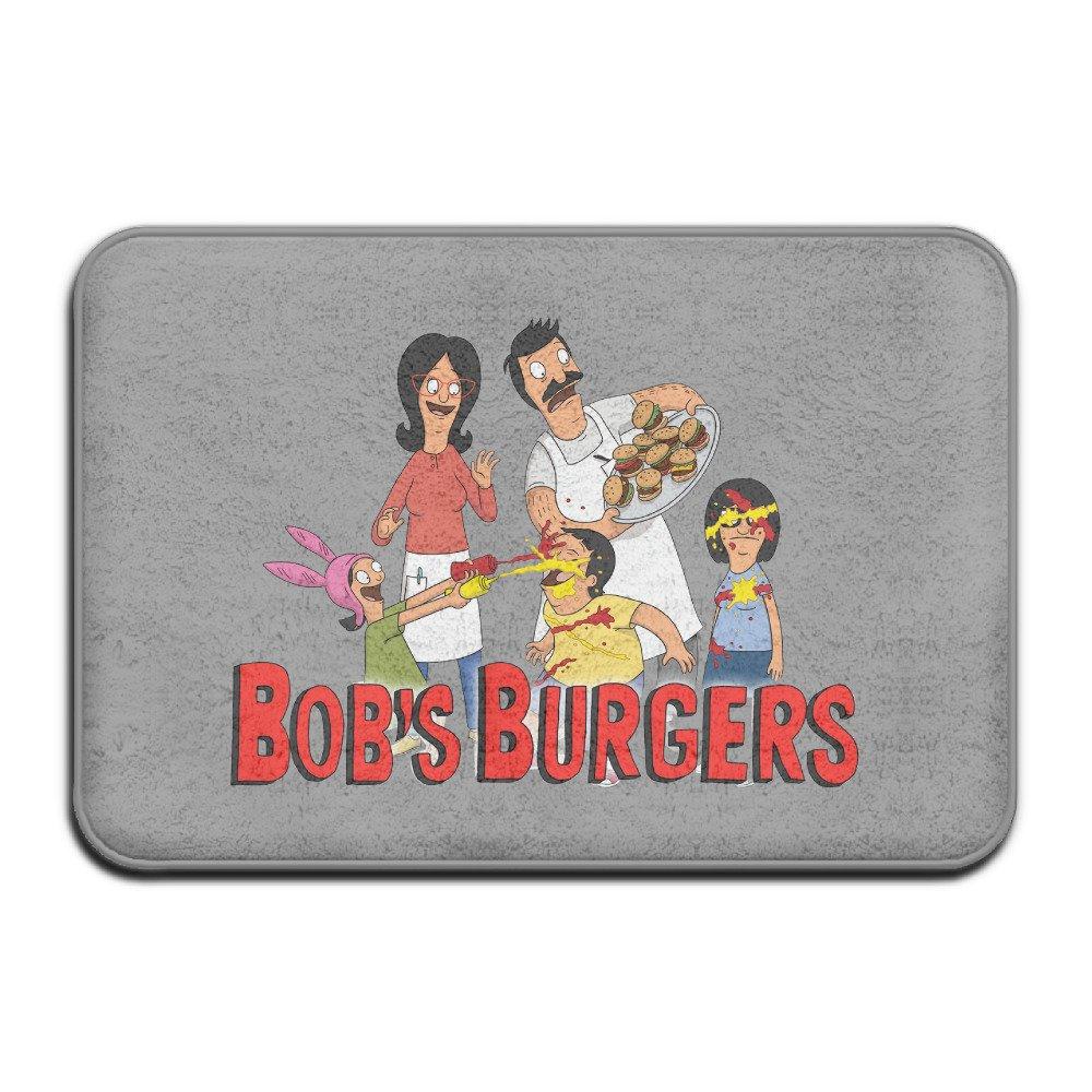 Bob Burgers Indoor Outdoor Floor Mat Doormats ForestInsect
