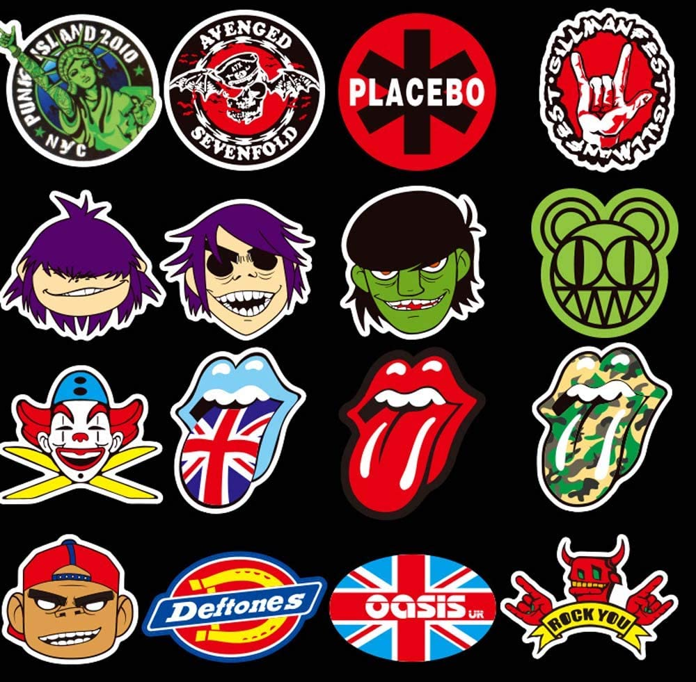 Portishead música banda Logotipo Pegatina Calcomanía Vinilo Rock Trip Hop Coche Pegatina Para el Parachoques