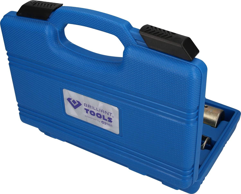 Brilliant Tools BT681000 8-Piece Set Wiper Arm Puller Set
