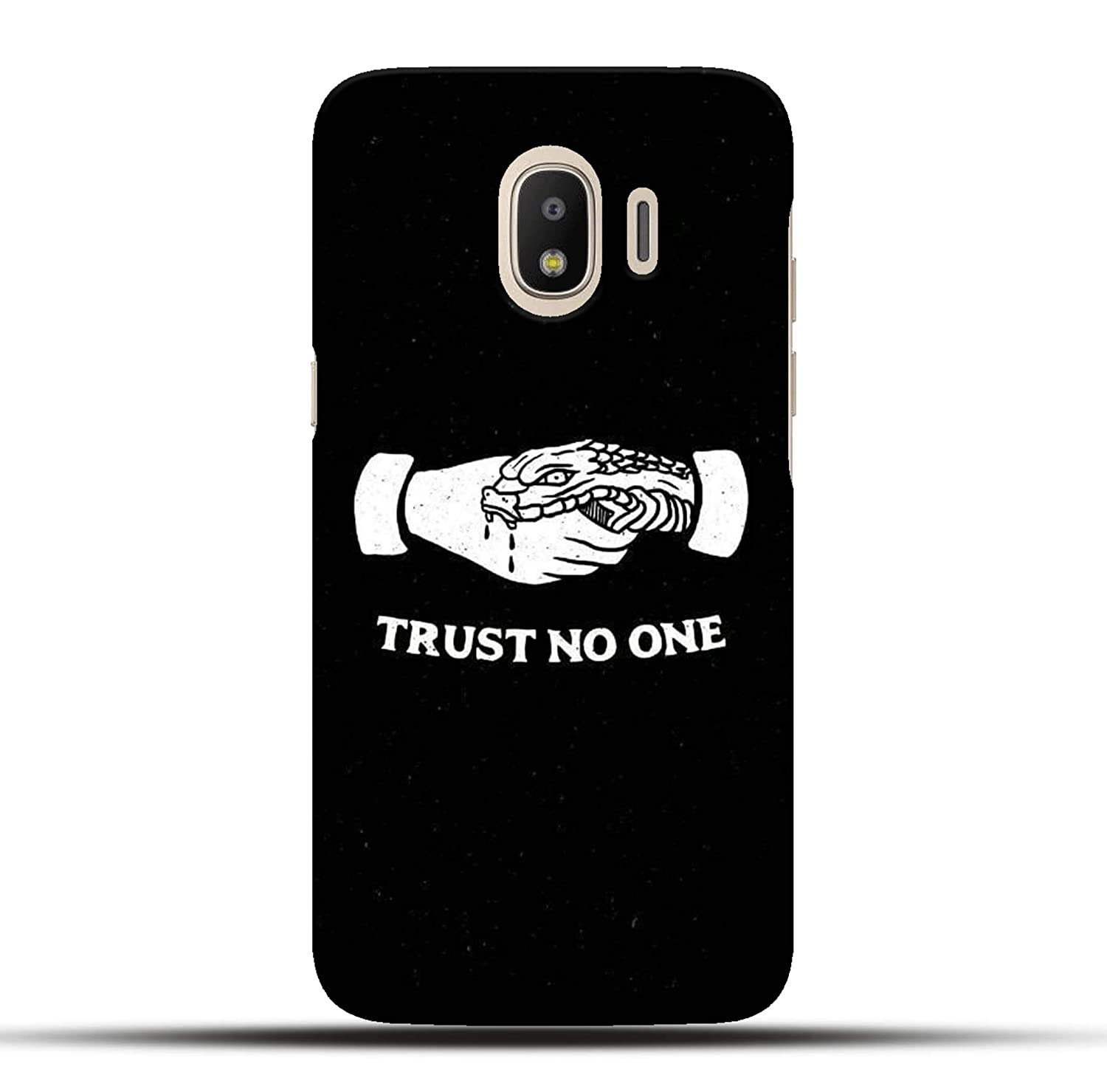 Pikkme Funky Cool Life Quotes Trust No One Black Amazon In Electronics