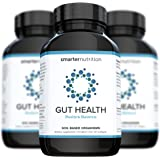 Smarter Gut Health Probiotics - Superior Digestive & Immune Support from 100% Soil-Based Probiotic - Includes Premium Prebiotic Preticx to Help Keep Good Bacteria Healthy & Growing (90 Servings)