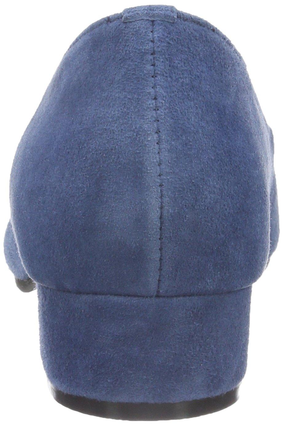HIRSCHKOGEL Damen Pumps 3002723 Pumps Damen Blau (Jeans 274) de2d31