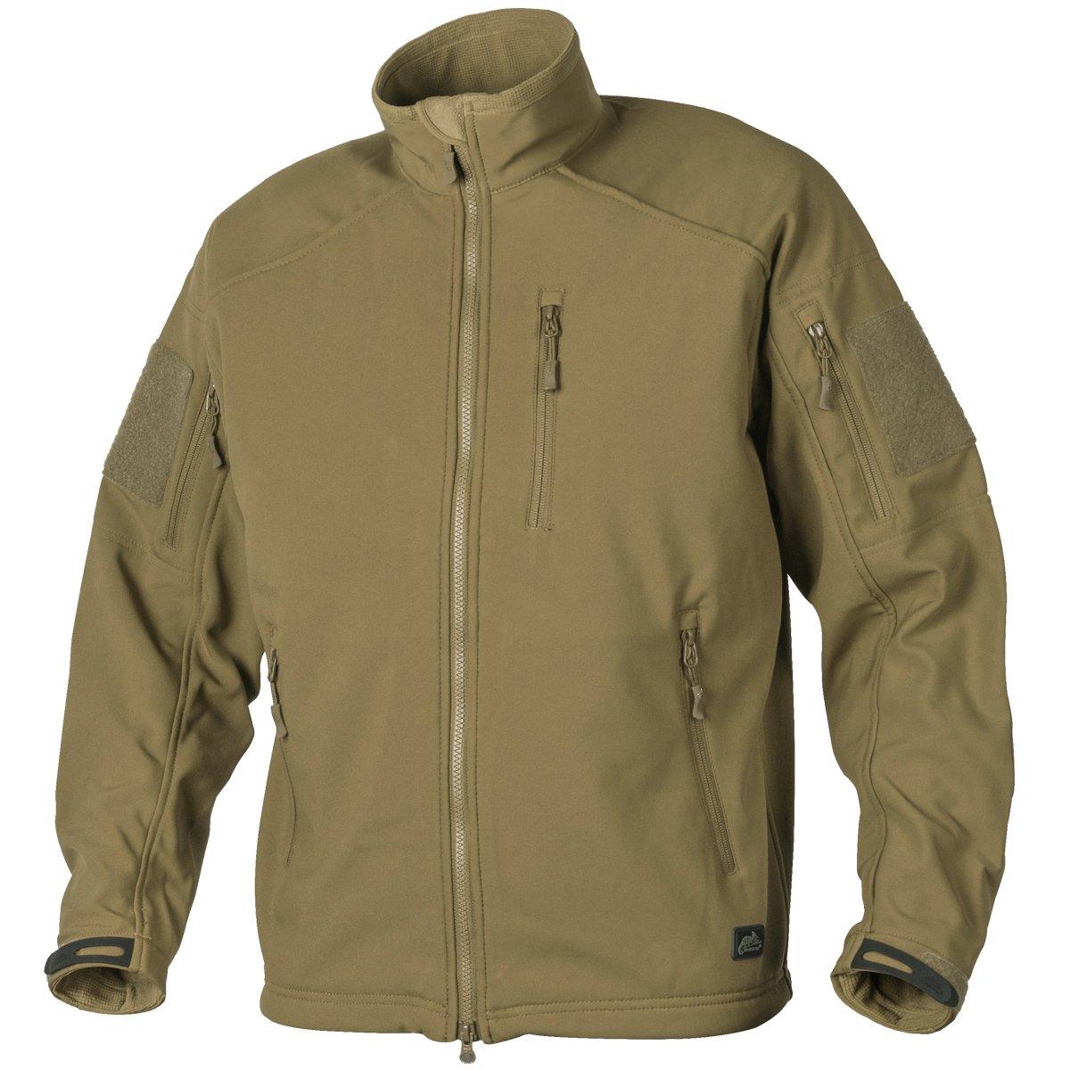 Helikon Men's Delta Tactical Jacket Coyote Size M