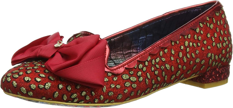 Irregular Choice Sulu, Zapatos de tacón con Punta Cerrada para Mujer