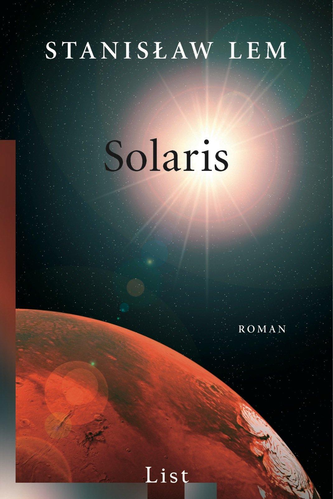 Image result for Solaris Stanislaw Lem