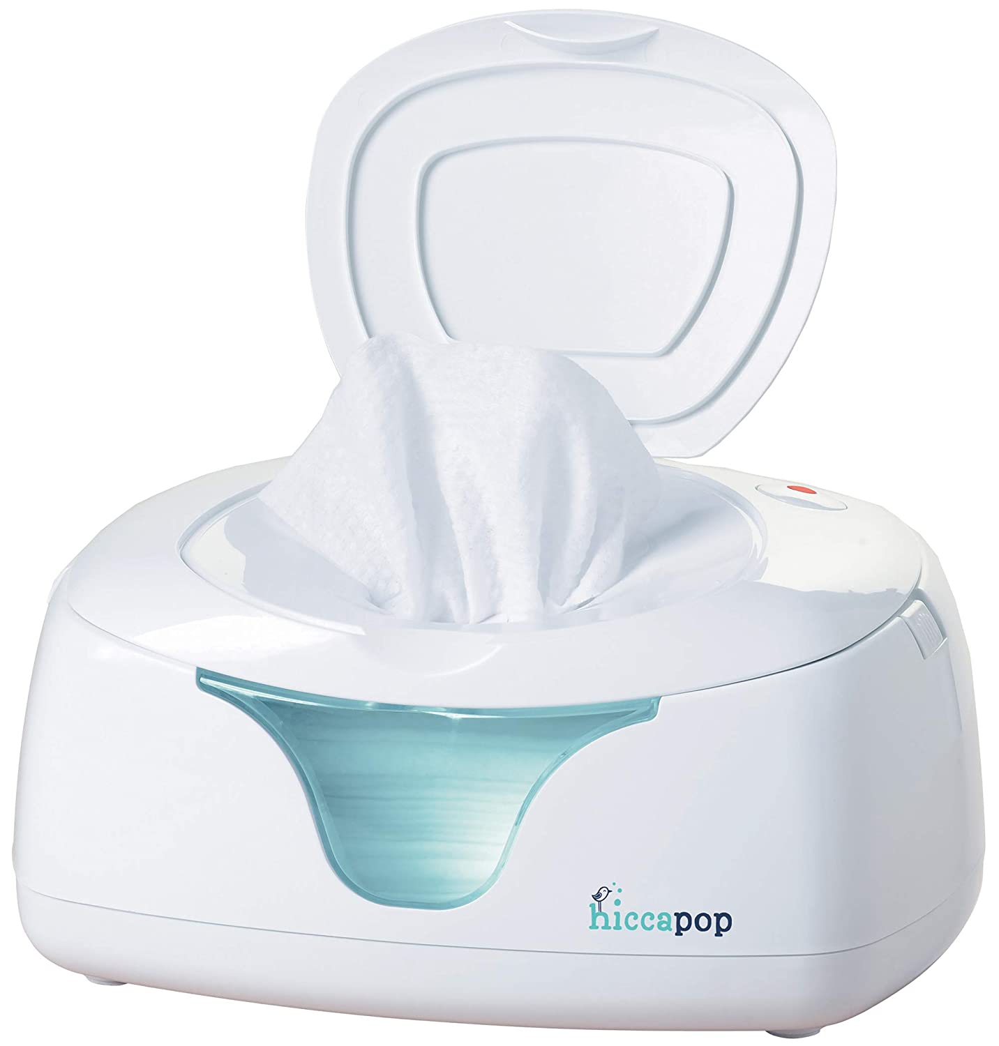 Baby Wipe Warmer /& Wipes Dispenser Sleek Diaper Wipes Holder for Boys and Girls,Top and Quickly Overall Heating,Super Silent Perfect Wipe Temperature