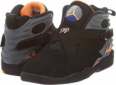 Boys Basketball Shoes 305369-043 Black
