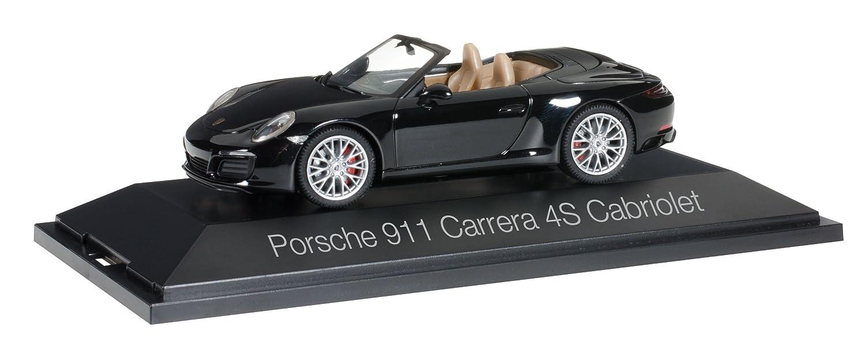 Herpa - 071062 - Porsche 911 Carrera 4S Cabriolet: Amazon.es: Juguetes y juegos