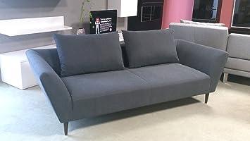Möbel Akut Sofa Freistil 176 Von Rolf Benz Einzelsofa In Grauem