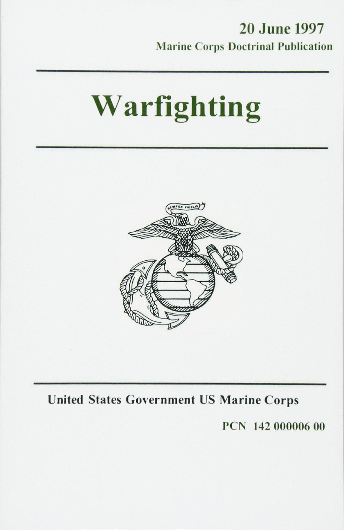 mcdp 1 warfighting