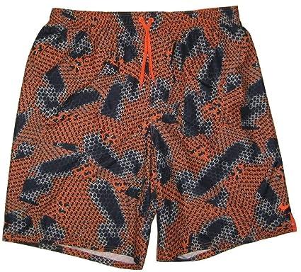 c1fd07d5ce Nike Men's Big and Tall Swim Shorts, Hyper Crimson   Amazon.com