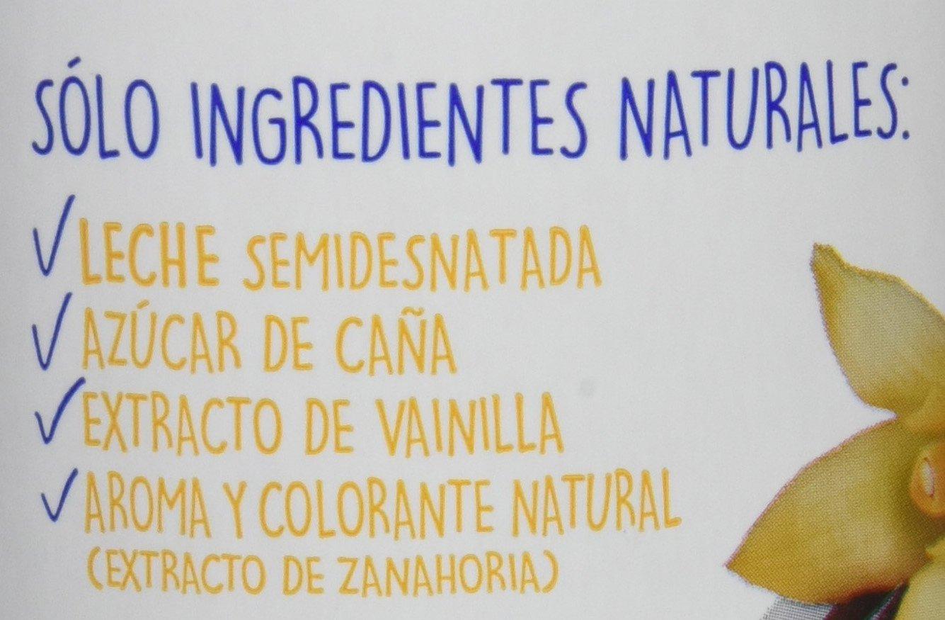 CENTRAL LECHERA ASTURIANA - Asturiana Batido De Vainilla Botella 1 Lt: Amazon.es: Alimentación y bebidas
