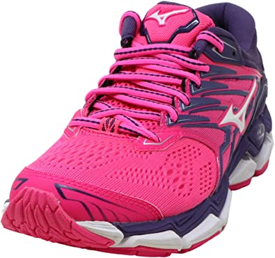 Mizuno Wave Horizon 2 Running Shoe, Zapatillas de Correr para Mujer: Amazon.es: Zapatos y complementos