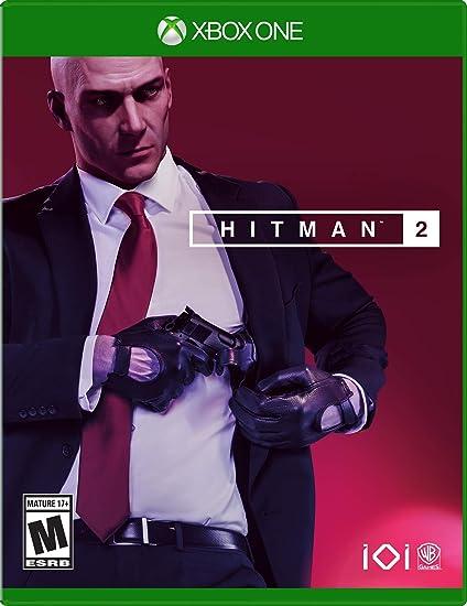 hitman 2 gold edition xbox one amazon